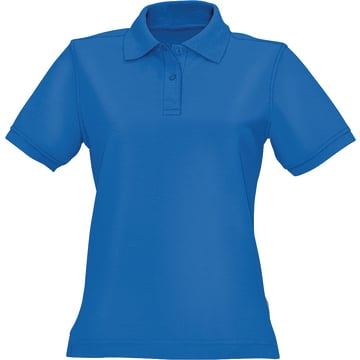 Damen-Polo-Shirt Premium, royalblau, Größe 3XL